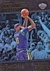 2016-17-Studio-Basketball-Trading-Card-rising-to-the-Occasion-Demarcus-Cousins