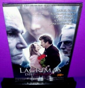 Lagrimas-Del-Corazon-Import-DVD-Rafael-Goyre-Fernando-Saenz-Brand-New-B563
