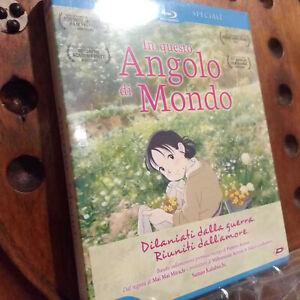 In Questo Angolo Di Mondo Special Edition  Blu Ray Nuovo