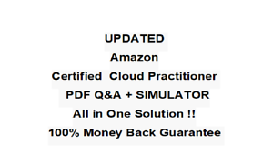 Details about Amazon AWS Certified Cloud Practitioner Exam QA PDF&Simulator