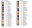 DMC-Modern-Holiday-Christmas-Halloween-Cross-Stitch-Pattern-Chart-PDF-14-Count thumbnail 81