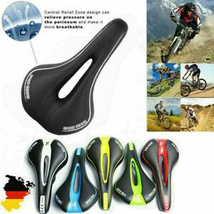 Fahrradsattel MTB Fahrradsitz Gel Mountainbike Sattel City Tourensattel