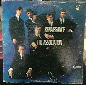 THE ASSOCIATION Renaissance Album Released 1966 Record/Vinyl Collection USA