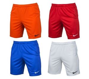 27315dba8 NIKE Park II Knit Shorts NB DRI FIT Training Short Pants Soccer ...