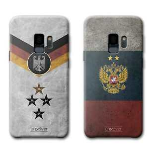 Samsung-Galaxy-s8-Allemagne-Russie-Coupe-du-Monde-Football-Housse-Cover-Fan-Back-Case-etui