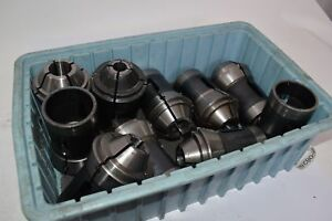 Lot-of-10-Hardinge-2143691-24-Collets-3-1-2-039-039-OAD-5-039-039-OAL