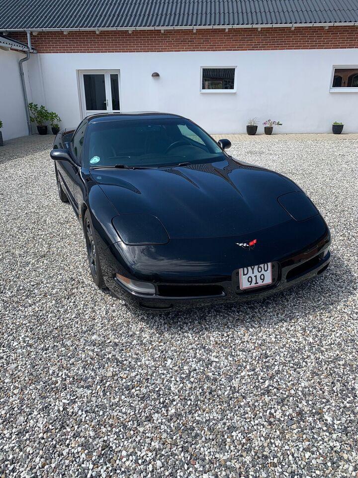 Chevrolet Corvette, 5,7 aut., Benzin