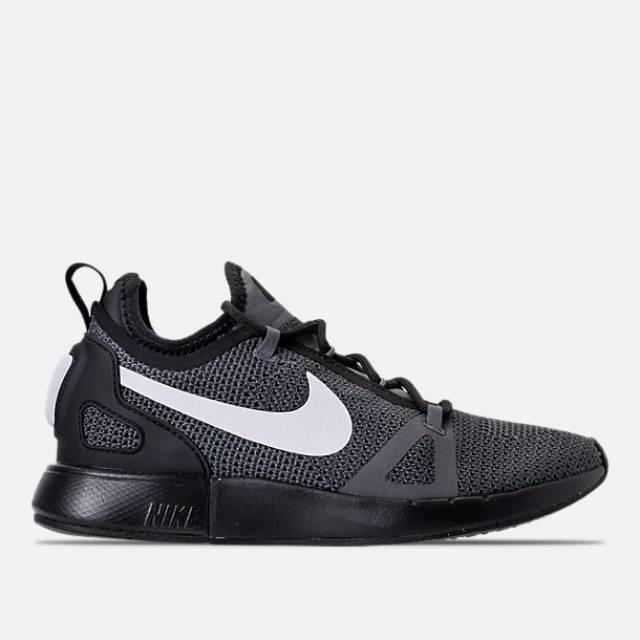 NIKE DUEL RACER WOMAN SIZE 6.5 NEW BLACK RUNNING COMFORTABLE