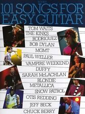 101 Songs For Easy Guitar Learn to Play Pop Soul Punk Rock Indie Music Book 8