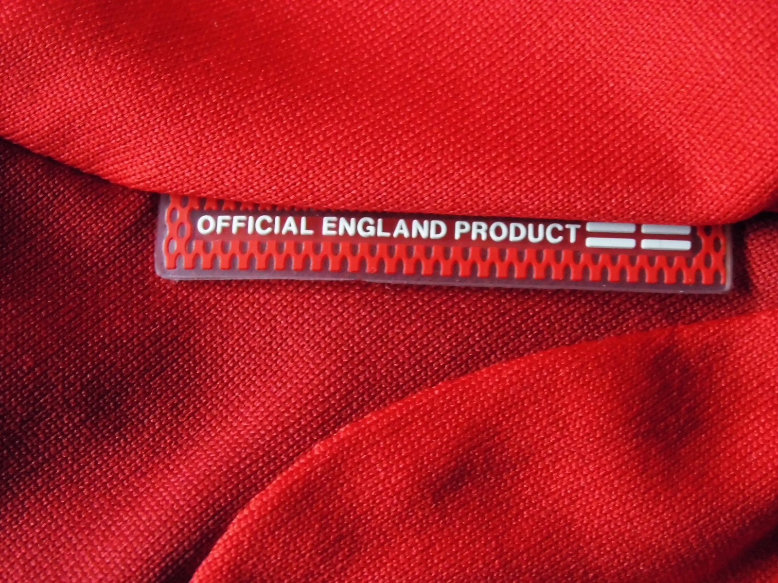 UMBRO Nationalmannschaft England Three Lions Trikot WM WM WM 2006 WM 2018, Gr. M rot 2dc0fa