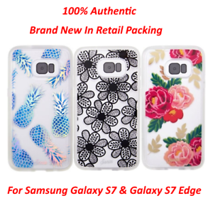 new style 28fe2 b15ad Authentic Sonix Clear Coat Case Cover For Samsung Galaxy S7 & Galaxy ...