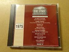 CD / DE PRE HISTORIE 1975