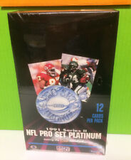1991 Pro Set Platinum Football Series 2 Box. Factory