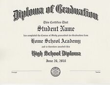 create your own custom degree or diploma humor novelty ebay