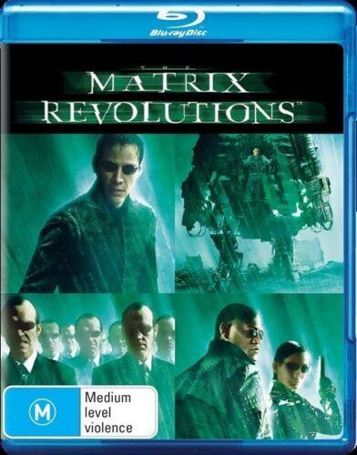 1 of 1 - Matrix Revolutions (Blu-ray, 2014) +Priority Post
