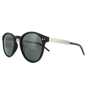 153cdf300c752 Polaroid Sunglasses PLD 1029 S 003 M9 Shiny Black Grey Polarized ...