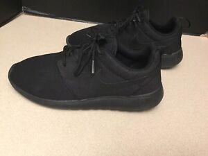 neumonía Ponte de pie en su lugar voluntario  Para mujeres Zapatos de entrenamiento Nike Roshe One. Talla 10.!!!  Excelente Estado!!! | eBay