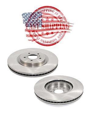 Front Brake Rotors 355MM for Infiniti FX50 09-10 for Nissan G37 08-09 370Z 09-10