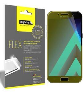 3x-Samsung-Galaxy-A5-2017-Protector-de-Pantalla-cobertura-100-laminas