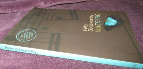 1 of 1 - MAESTRO ~ Paul GOLDSWORTHY.  sc 2004  Coming of Age Story +Notes  NEW! in MELB