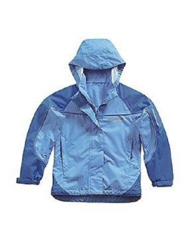 Girl/'s Regatta /'Oki/' Blue Waterproof Jacket BNWT.