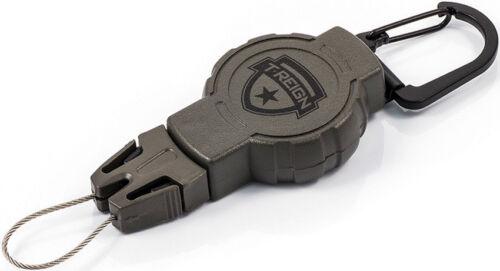 T-Reign petit Heavy-Duty Rétractable Vitesse Tether-chasse série rétractation F