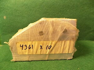 2 80//20 4426 15 Series 90 Degree Right Angle Living Nub NOS Lot of