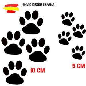 HUELLA-CANINA-PERRO-8-ADHESIVO-PEGATINAS-STICKER-AUTOCOLLANT-ADESIVI