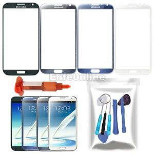 Front-Outer-Screen-Glass-Lens-Replacement-Tool-UV-Glue-For-Samsung-Galaxy-Note-2