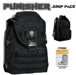 Image Is Loading Punisher Tactical Diaper Bag New Dad Mens
