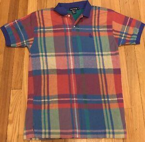 Vintage 90s Nautica Polos Shirt size M