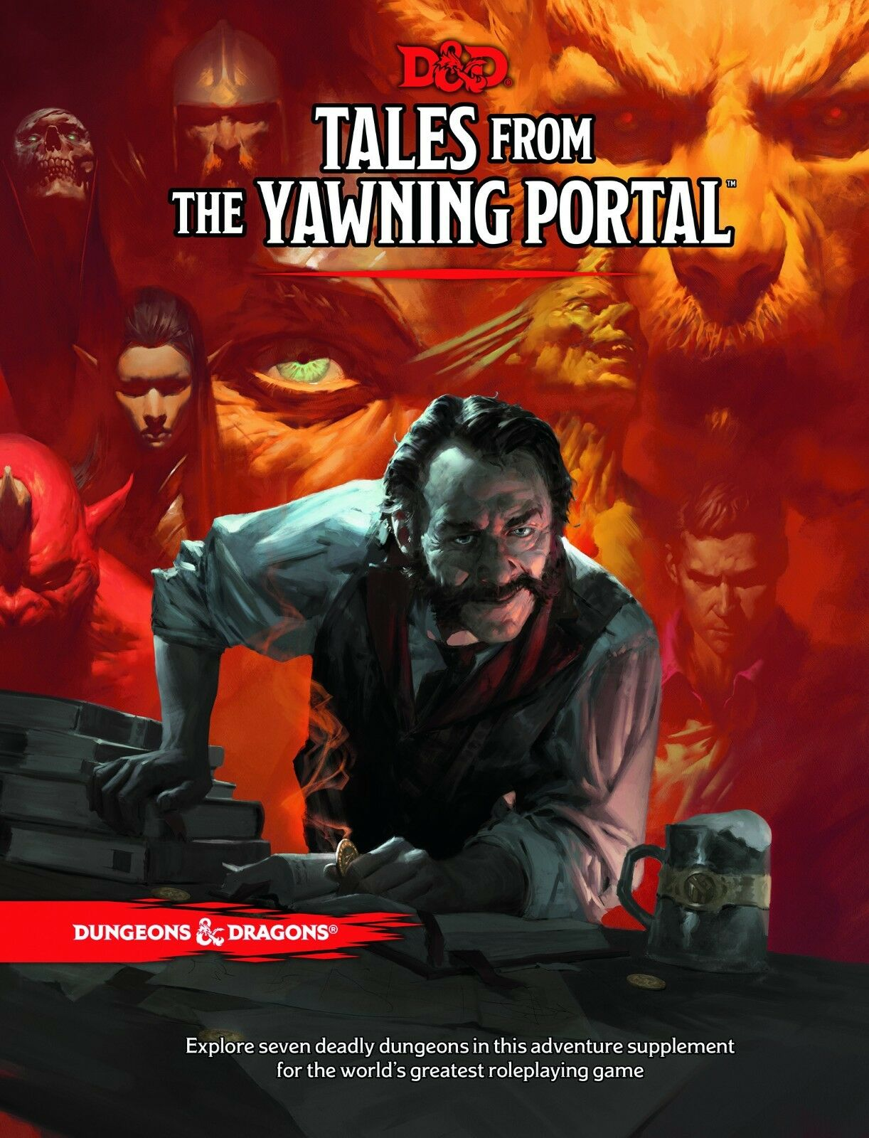 Dungeons & Dragons  Tales from the Yawning Portal, NEW