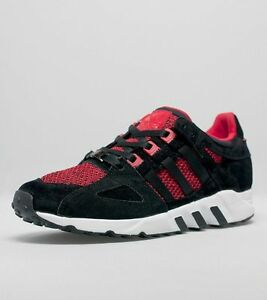 buy online 95b4e 57679 Image is loading ADIDAS-ORIGINALS-EQT-GUIDANCE-93-TRAINERS-UK-SIZE-