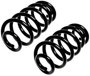 2x-Audi-A4-8ED-B7-8E5-B6-Rear-Coil-Springs-Without-Sports-Suspension-2001-2008