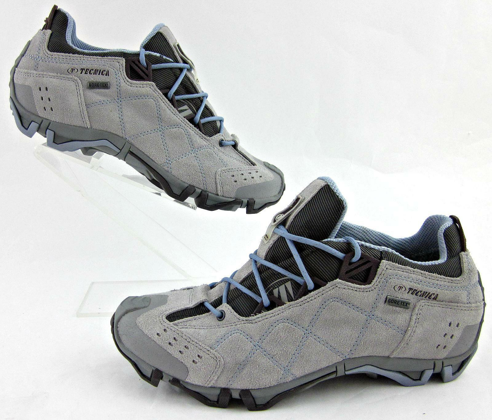 New With GTX Tag TECNICA Hornet Low GTX With GORE-TEX Hiking Chaussures Gris Sz 8 90c8a0