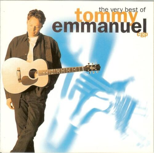 1 of 1 - TOMMY EMMANUEL The Very Best Of 2CD BRAND NEW