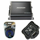 KICKER CX Series Class D Mono Amplifier - CXA6001