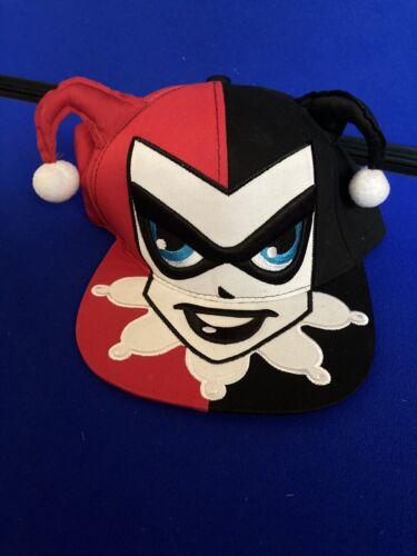 Harley Quinn DC Snapback Hat