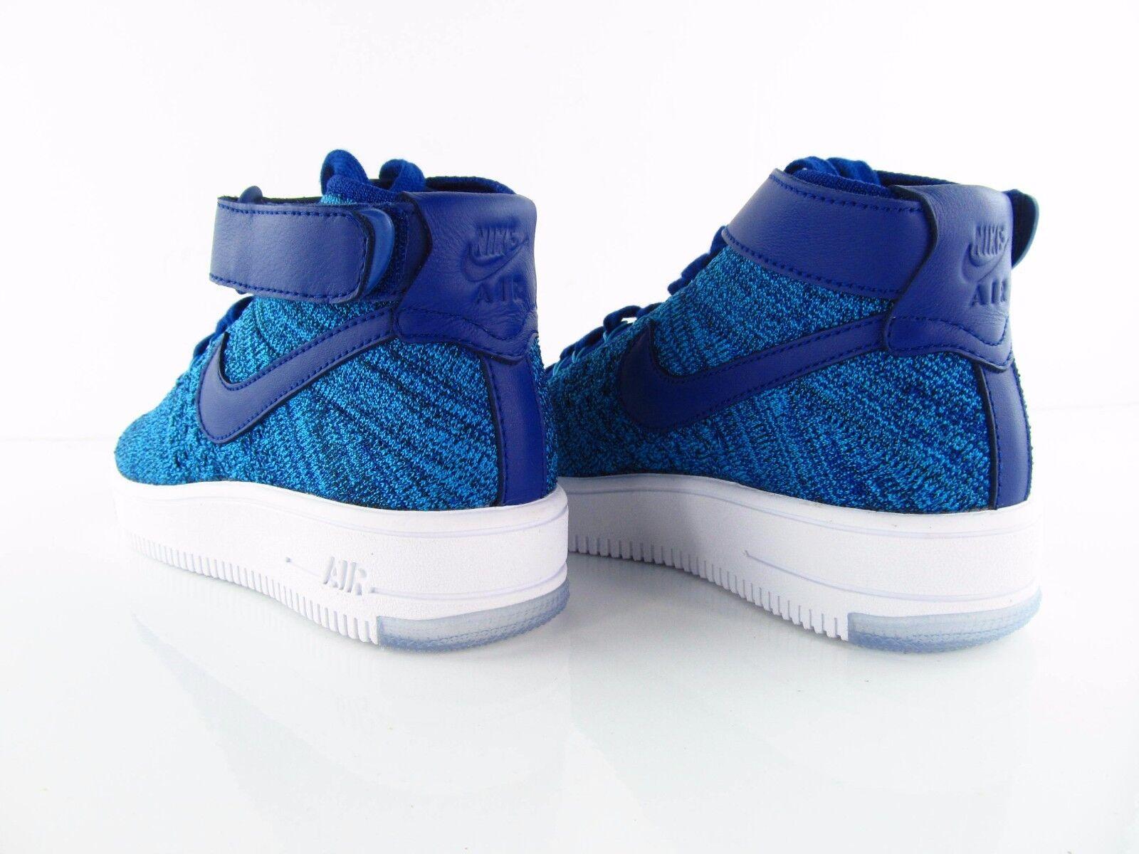 Nike Air Force 1 AF1 Flyknit Blau LAgoon EUR Multicolor New UK_3.5 US_6 EUR LAgoon 36.5 ccdad4