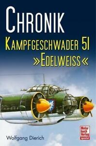 DIERICH-Chronik-KAMPFGESCHWADER-51-034-EDELWEISS-034-NEU