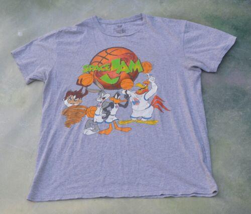 Vintage Space Jam Men's T-Shirt Size L.