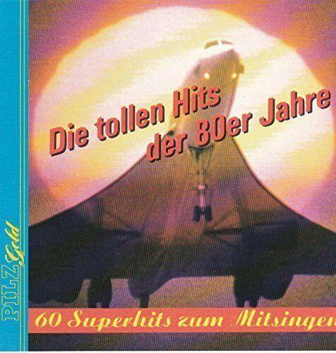 Die tollen Hits der 80er Jahre 60 Superhits zum Mitsingen (1988)  [CD]