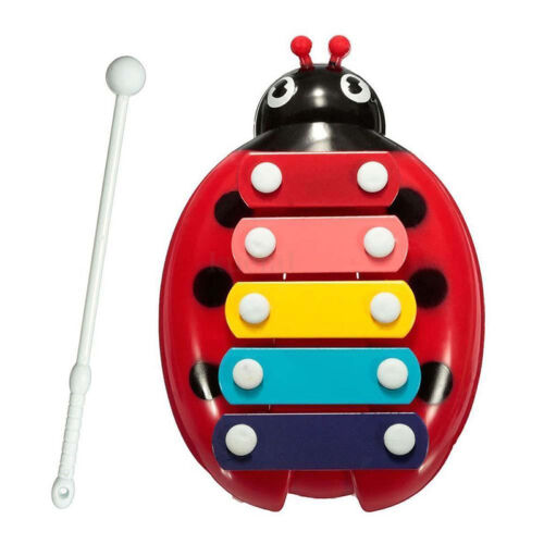 5-Note Xylophone Musical For Baby Child Girls Boy Toy Development Toys Gifts Set