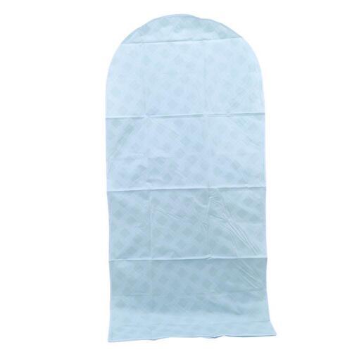 Suit Coat Dress Cover Garment Bag Storage Protector Clothes Hanging Carrier C