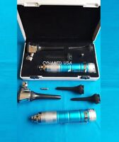 Led Veterinary Diagnostic Otoscope Set Animal Diagnostic Instruments