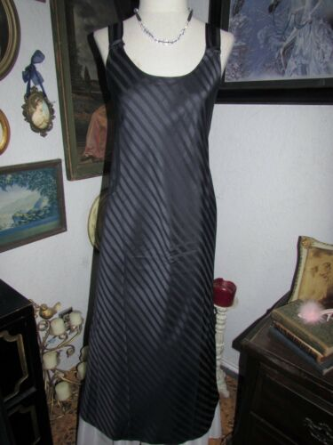 Silky New Black Nwt Cabernet notte Gown Small Camicia da Valentine Xs Lingerie Negligee xtxBnqrwSF