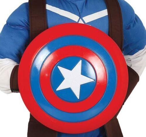 Robe fantaisie enfant rond bouclier Jouet circulaire Super héros bouclier 32 cm FG