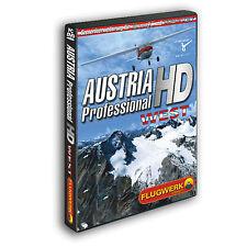 Austria Professional HD - West (PC-DVD) BRAND NEW SEALED
