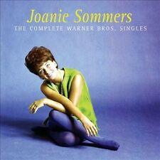 Joanie Sommers: The Complete Warner Bros. Singles. 2CD Set 36 TRACKS