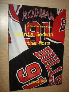 Book Dennis Rodman The Worm By Ciro Buonagurelli Basket NBA